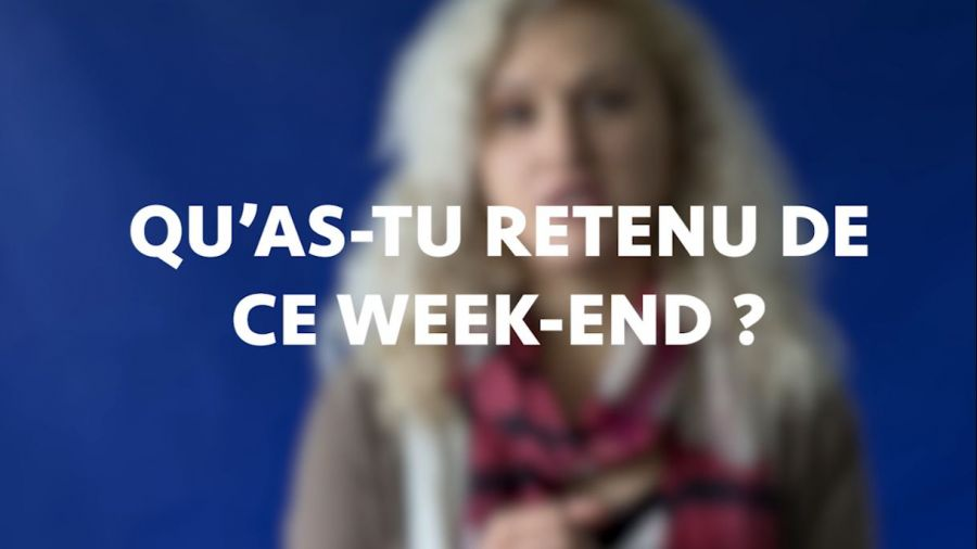 Le week-end de l'engagement vu par Maëlla-Mickaëlle
